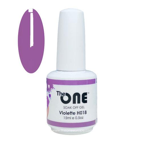The One H018 - Kleur Violette Paars