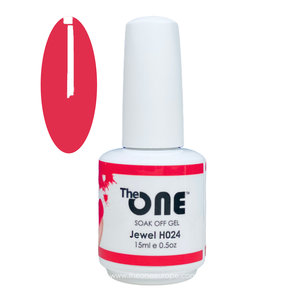 The One H024 - Kleur Jewel Rood