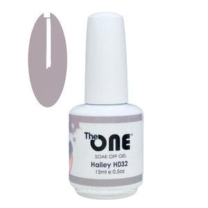 The One H032 - Kleur Hailey Grijs
