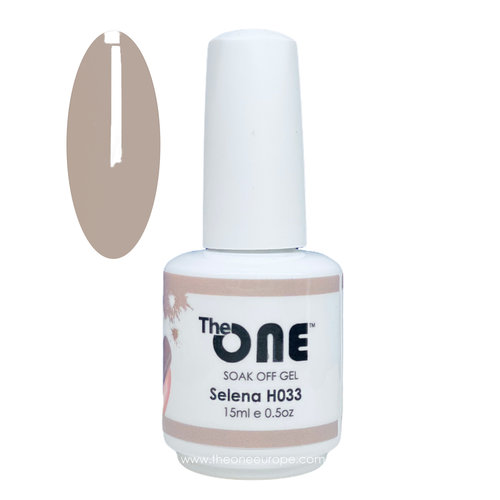 The One The One Pro Gellak 15ml - kleur Selena H033