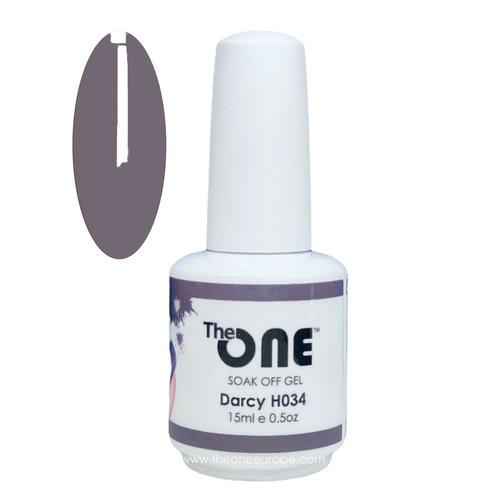 The One H034 - Kleur Darcy Grijs