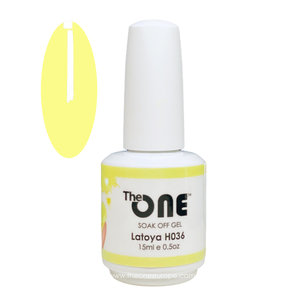 The One H036 - Kleur Latoya Geel