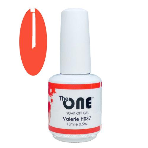 The One H037 - Kleur Valerie Oranje