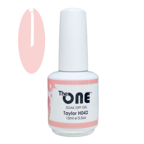 The One The One Pro Gellak 15ml - kleur Taylor H042