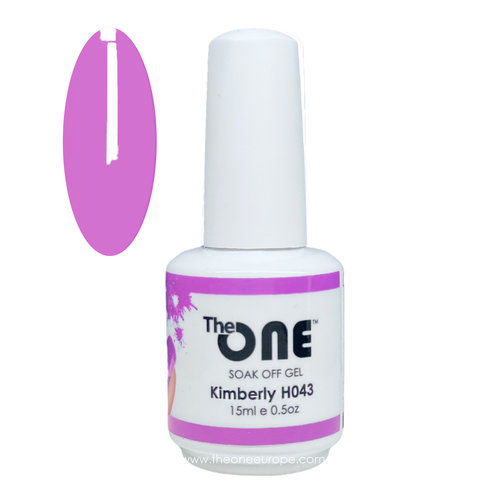 The One H043 - Kleur Kimberly Paars