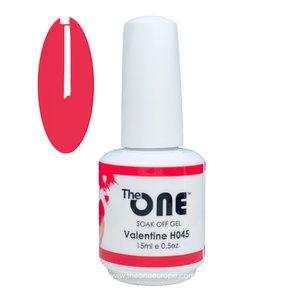 The One H045 - Kleur Valentine Rood