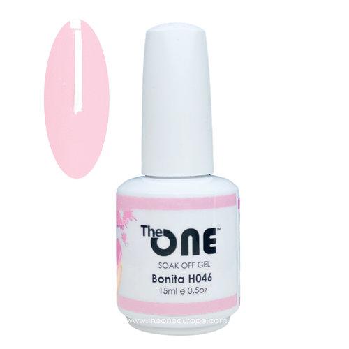 The One H046 - Kleur Bonita Roze