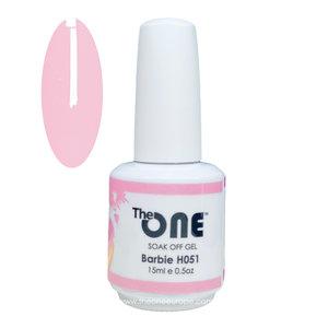 The One H051 - Kleur Barbie Neutrale