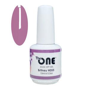 The One H055 - Kleur Britney Paars