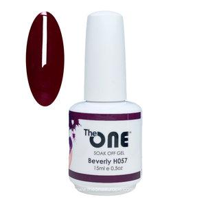 The One H057 - Kleur Beverkly Rood