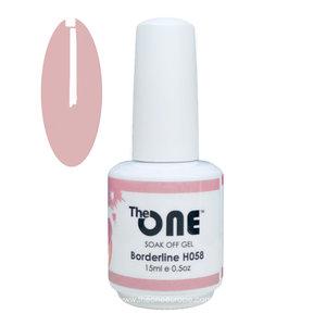The One H058 - Kleur Bordeline Neutrale