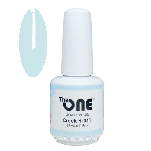 The One H061 - Kleur Creek Blauw