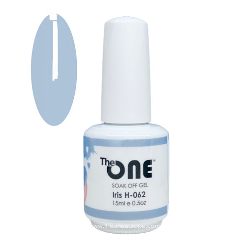 The One H062 - Kleur Iris Blauw