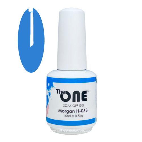 The One H063 - Kleur Morgan Blauw