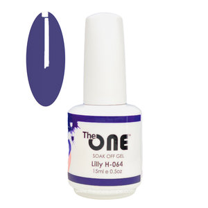 The One H064 - Kleur Lily Blauw