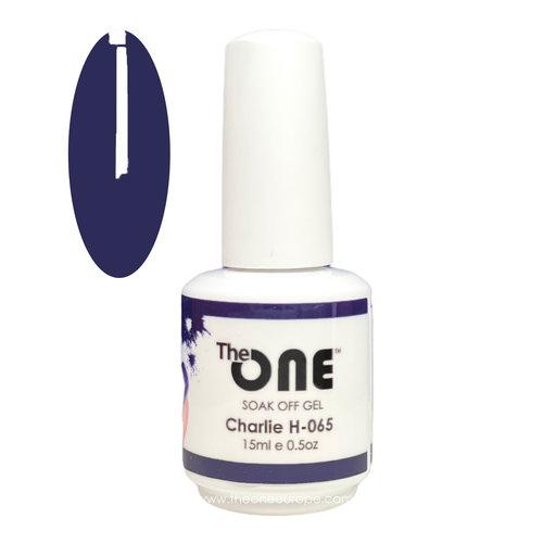 The One H065 - Kleur Charlie Blauw