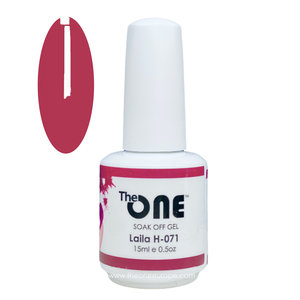 The One H071 - Kleur Laila Rood