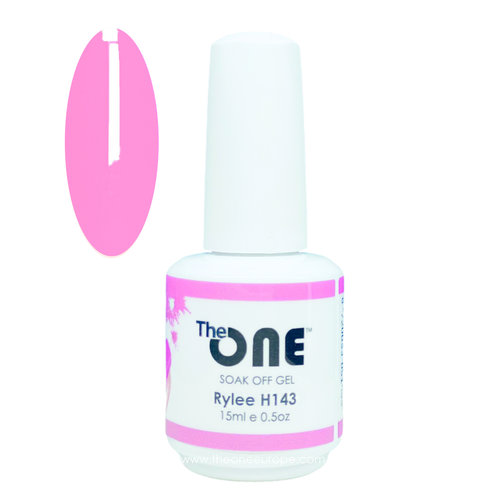 The One The One Pro Gellak 15ml - kleur Rylee H143
