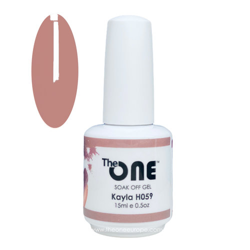 The One H059 - Kleur Kayla Bruin