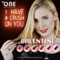 Valentine Color set 15ml