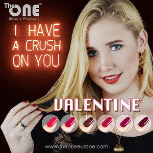The One Valentine Color set 15ml