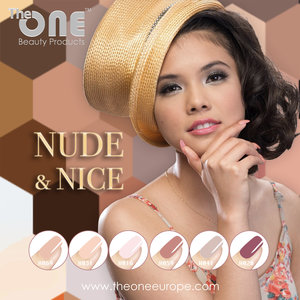 The One Nude & Nice Color Set 15ml