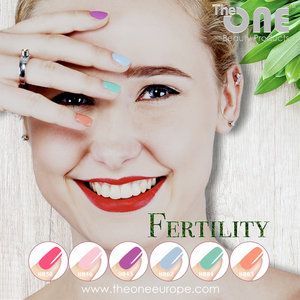 The One Fertility Pro Color Set