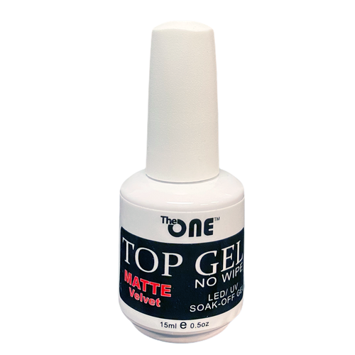 The One The One Top Matte LED/UV Gellak non-sticky 15ml