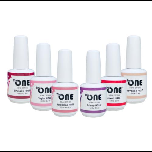 The One Elite Color set 15ml