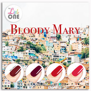 The One Bloody Mary Color Set LED/UV Gellak 7ml