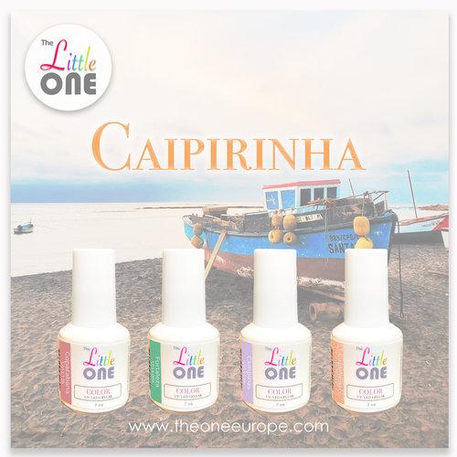 The One Caipirinha Color Set LED/UV Gellak 7ml