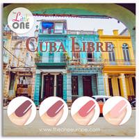Cuba Libre Color Set LED/UV Gellak 7ml