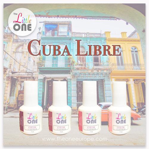 The One Cuba Libre Color Set LED/UV Gellak 7ml