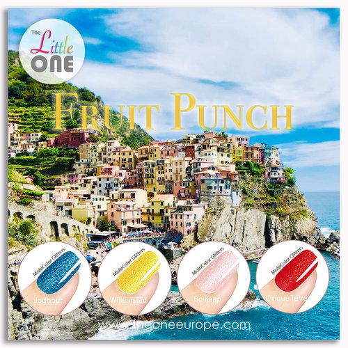The One Fruit Punch Color Set LED/UV Gellak 7ml