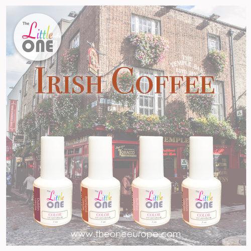 The One Irish Coffee Color Set LED/UV Gellak 7ml