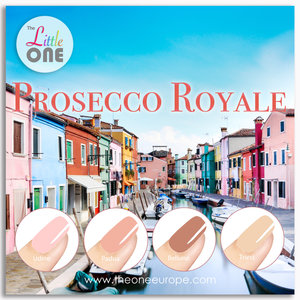 The One Proseco Color Set LED/UV Gellak 7ml