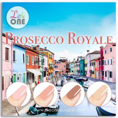 The One Prosecco Color Set LED/UV Gellak 7ml