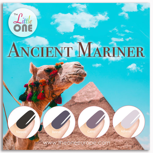 The One Ancient Mariner Color Set LED/UV Gellak 7ml