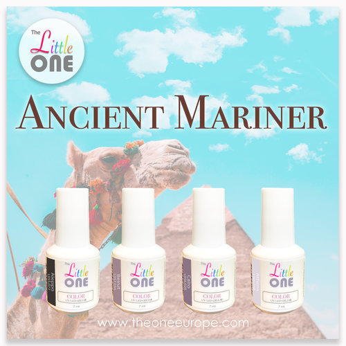 The One Ancient Mariner Color Set LED/UV Gellak 7ml