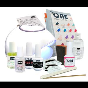 The One Pro Starterspakket Basis 15ml