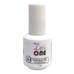 The One The Little One TOP MATTE UV/LED Gellak 7ml