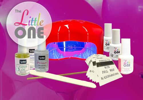 The Little One Gellak Starterspakketten 7ml