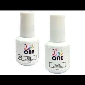 The One The Little One Top & Base Set UV/LED Gellak 7ml