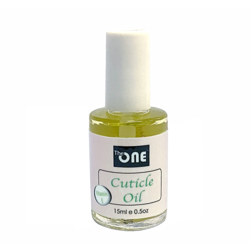 The One The One Cuticle Oil met Vitamine E 15ml