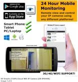Sumvision Sumvision Oracle HD  draadloze  IP Camera - Binnenhuis - Bestuurbaar - Wit
