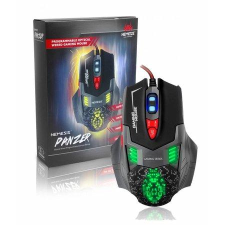 Sumvision Sumvision Nemesis Panzer Gaming muis - LED