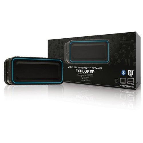 Sweex Sweex Explorer Draadloze BT Speaker - Zwart