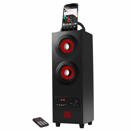 PSYC PSYC Torre Premium - Bluetooth Speaker - met Smartphone /Tablet Docking