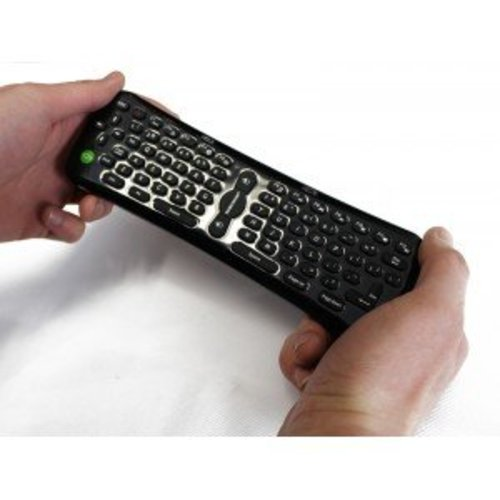 Sumvision Air Mouse Draadloze toetsenbord met muis functie voor Android Box, PC, PS4, Smart TV