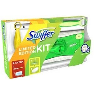 Swiffer Swiffer combikit sweeper floor & duster